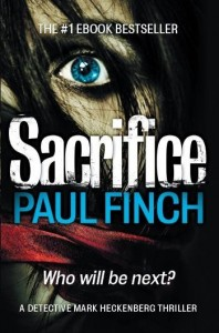 Sacrifice latest cover