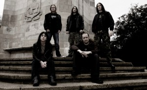 Festival headliner Bolt Thrower