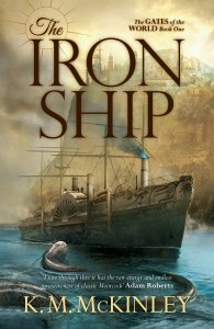 The Iron Ship cover