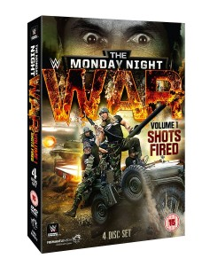 Monday Night War Vol 1: Shots Fired