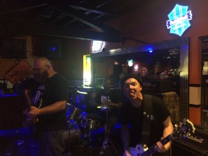 Wet Brain at pks roadhouse 10-24-15