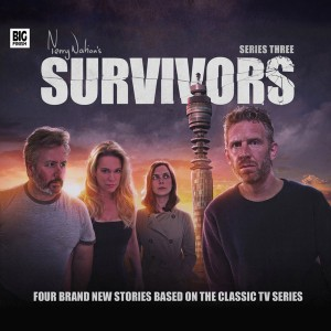 Survivors Series 3 Cover