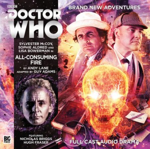 Doctor Who All-Consuming Fire