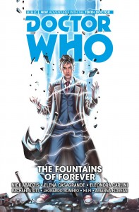Doctor Who The Fountains of Forever
