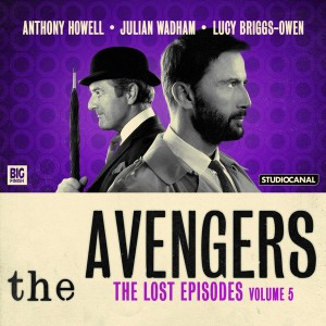 The Avengers The Lost Episodes