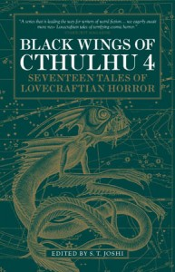 Black Wings of Cthulhu 4
