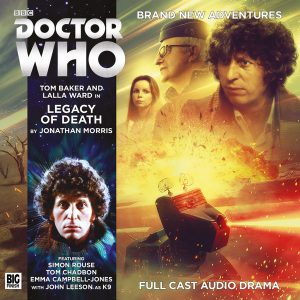 Doctor Who Legacy of Death