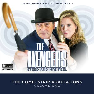 The Avengers Steed & Mrs Peel The Comic Strip Adaptations Volume One