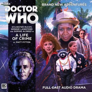 Doctor Who A Life of Crime
