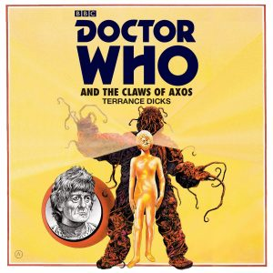 doctor who the claws of axos