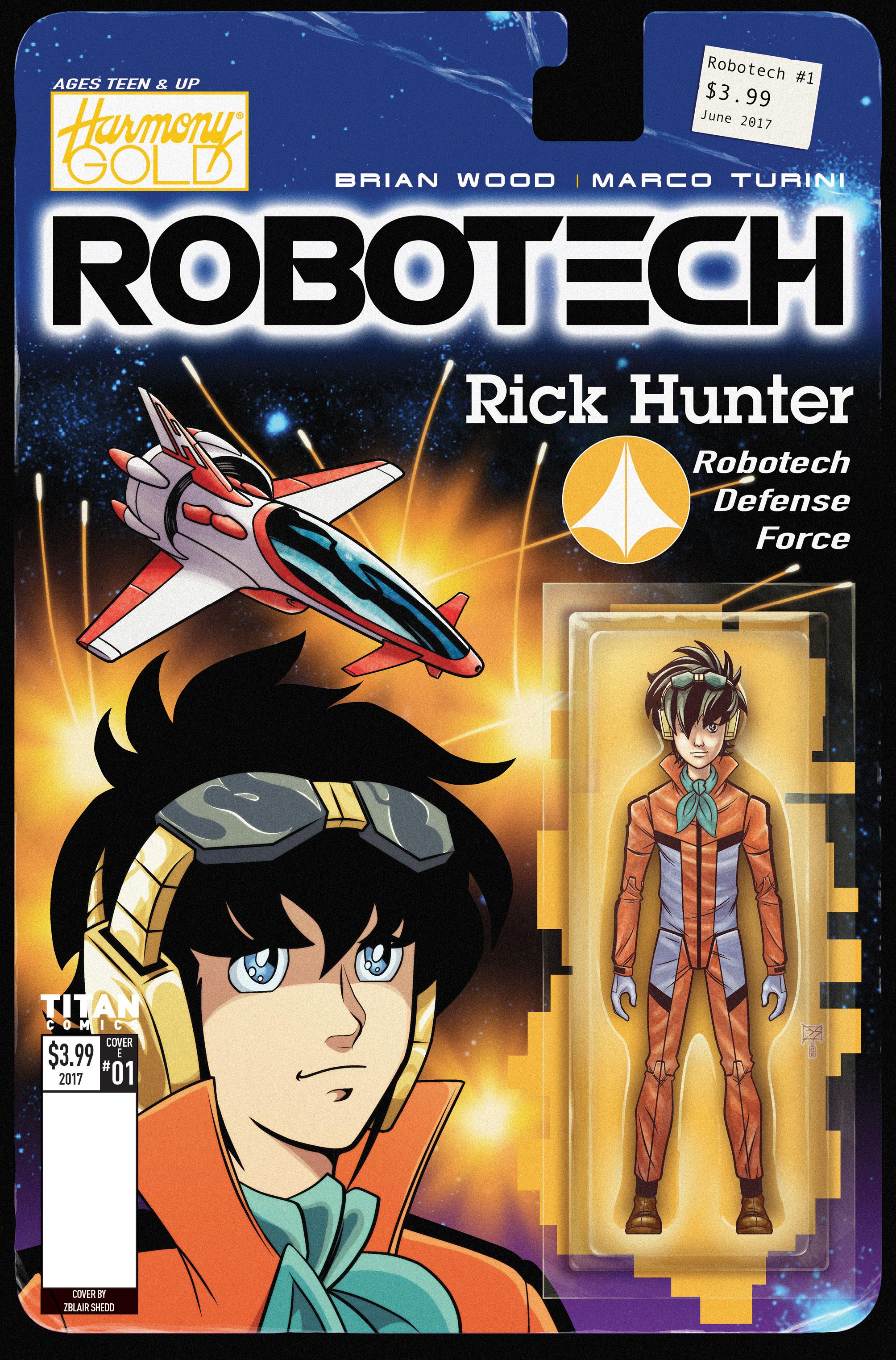 Mass Movement | Robotech #1: Titan Comics reveals full creative team ...