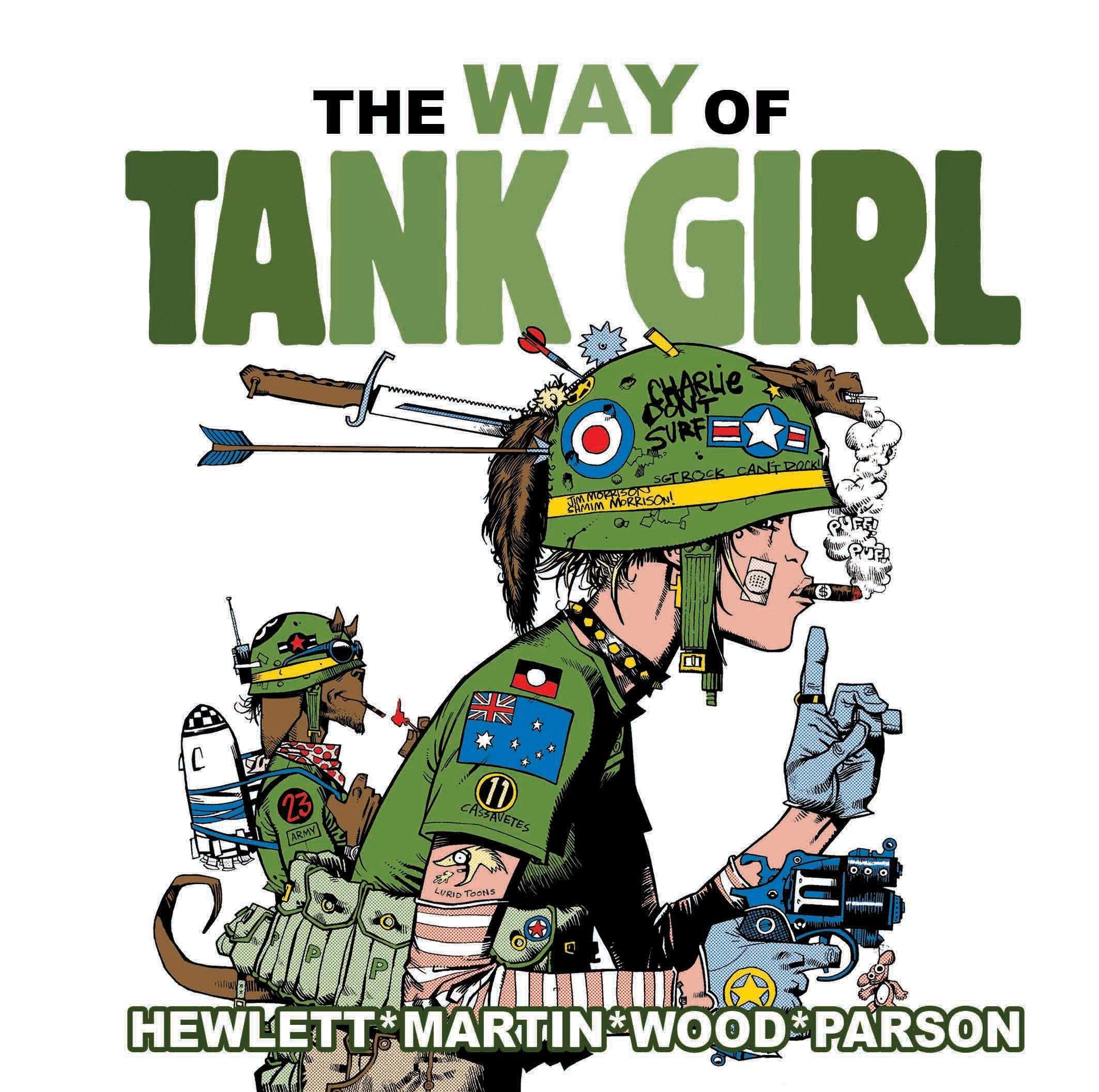 Tank Girl Logo