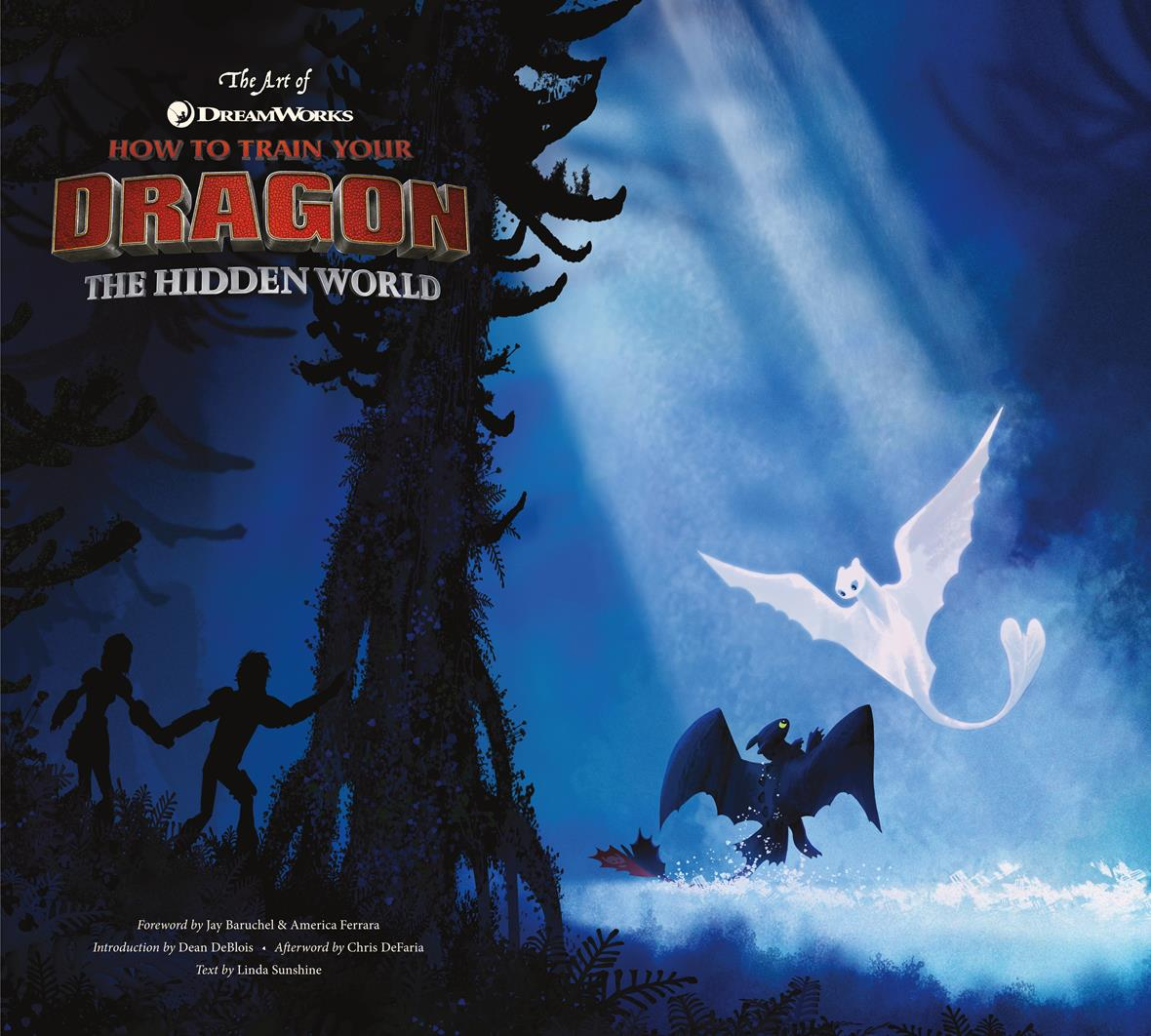 Dark Horse Books Presents The Art Of How To Train Your Dragon The Hidden World Mass Movement